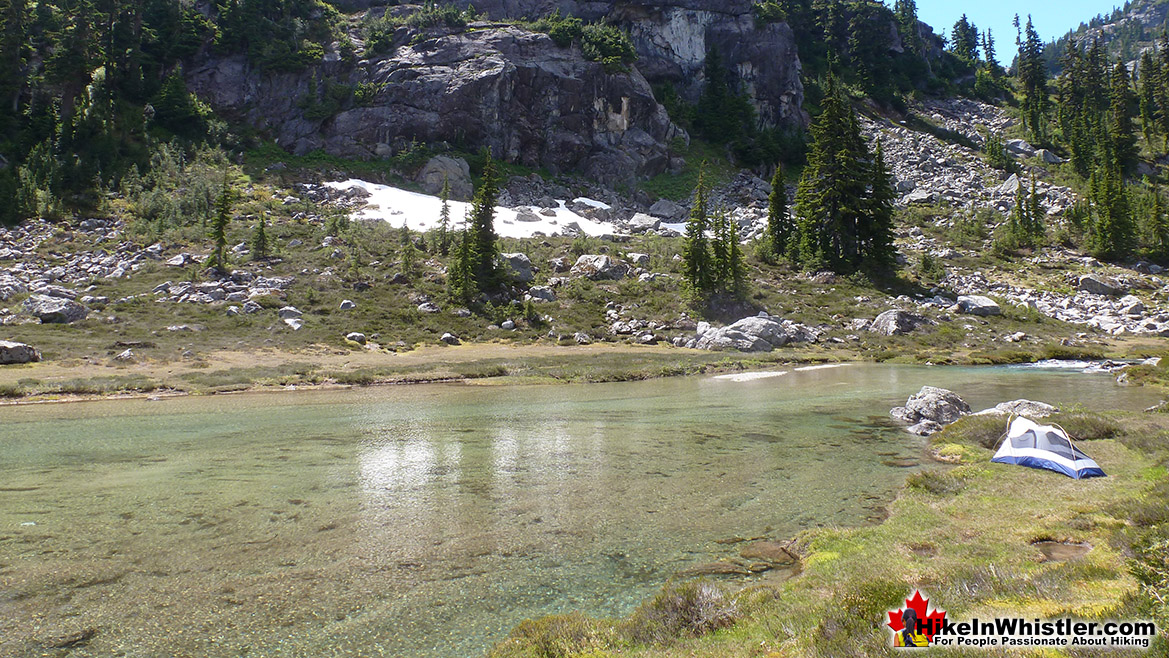 Brandywine Meadows Hike in Whistler