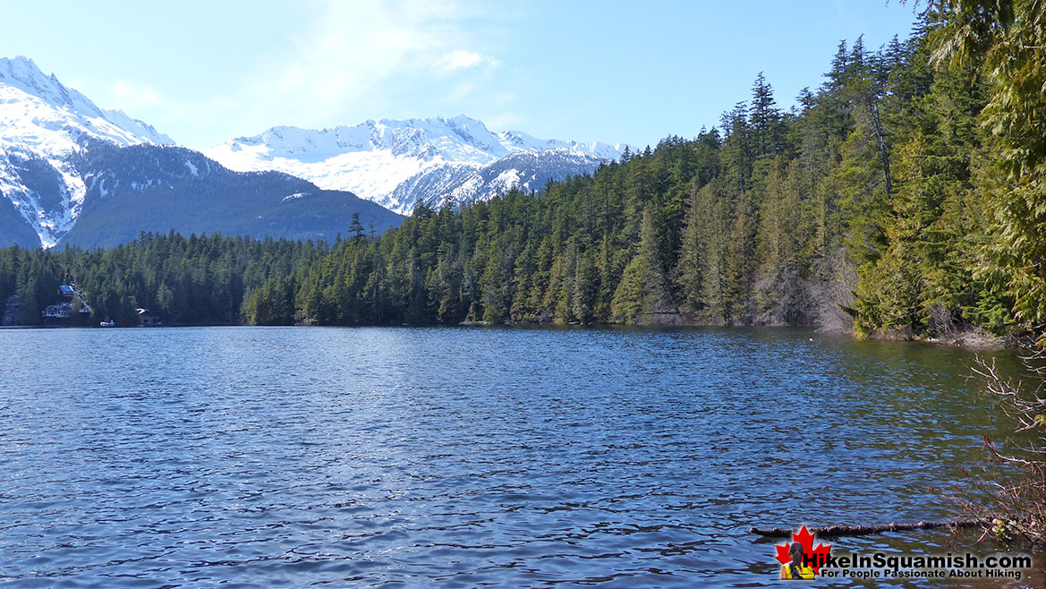 Levette Lake Camp View
